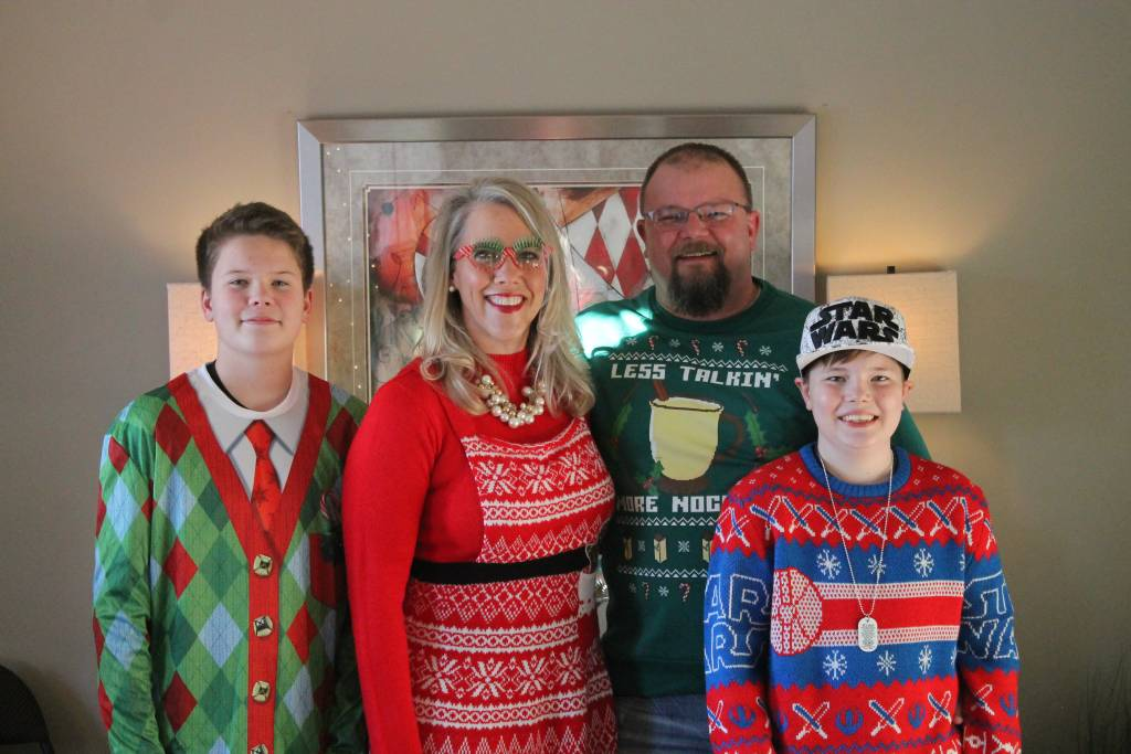 Switala Ugly Sweater Christmas